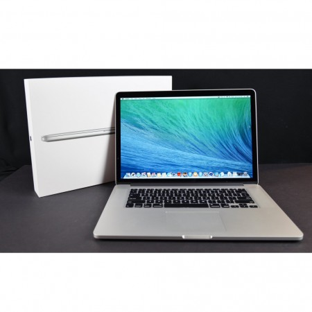 Apple MacBook Pro 15‑inch with Retina display